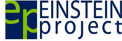 Einstein Project Logo